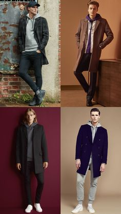 74f91ba48e 6 Great High-Low Outfit Combinations For Winter - Fashion Trend In.  Robert s · Ropa De Invierno Para Hombre