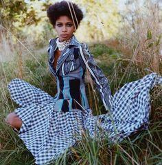 Spring/Summer RTW Collection by Fashion Designer Loza Maleombho