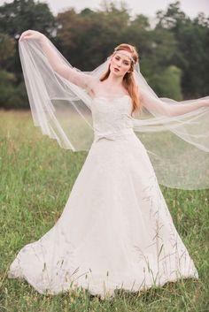 Sareh Nouri ~ romantische Brautkleider aus New York | www.brautsalat.de | Photography by Emme Wynn