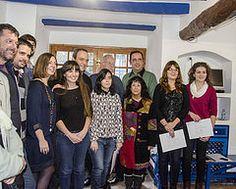 Lliurament premis (La Mar de Lletres  Casa Barral 30/11/2014