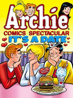 Archie Comics Spectacular: Its a Date! Preview @School Library Journal