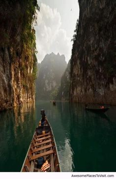 Awesome places to visit in Thailand