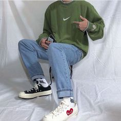 Behind The Scenes By cvshed Indie Outfits, Retro Outfits, Boy Outfits, Vintage Outfits, Grunge Outfits, Indie Clothes, Skater Outfits, Indie Fashion Men, Thrift Fashion