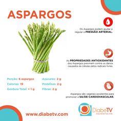 Beneficios dos Aspargos
