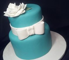 tiffany blue baby shower cakes for boys - Google Search