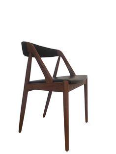 Kai Kristiansen Dining Chairs - Set of Four on Chairish.com