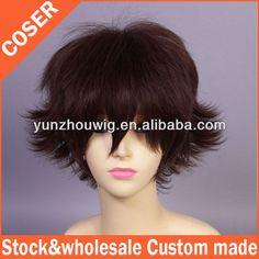 Japanese Cosplay Wig GH567 33cm 97g