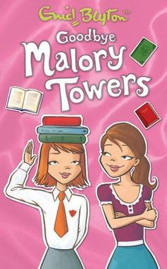Goodbye Malory Towers (Malory Towers, #12) by Pamela Cox Got Books, Books To Read, Enid Blyton Books, Prayer Room, Reading Challenge, Fashion Books, Book Recommendations, Book Series, Book Worms