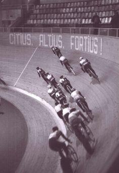 "Citius, Altius, Fortius! (Latin for ""Faster, Higher, Stronger"")"