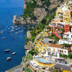 Amalfi Coast Most Romantic Honeymoon Destinations In Italy