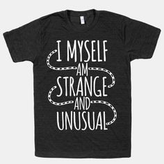 Be the ghost with the most in this spooky t shirt featuring a movie quote perfect for Halloween parties,  trick or treating, handing out candy on Halloween, being goth, wearing black, watching old... | Beautiful Designs on Graphic Tees, Tanks and Long Sleeve Shirts with New Items Every Day. Satisfaction Guaranteed. Easy Returns.
