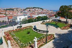 Miradores desde los que descubrir Lisboa