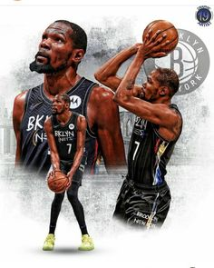 Brooklyn's Finest, Nba Stephen Curry, Nba Pictures, Basketball Art, Sports Graphics, Brooklyn Nets, Team 7, Sports Pictures, Kevin Durant