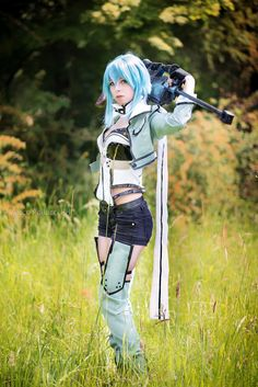 Sinon Cosplay by Marco Pollacci on 500px