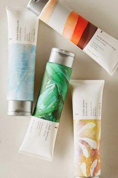 บรรจุภัณฑ์หลอดบีบสวยๆจาก Thymes Hand Cream จาก Bunjupun.com