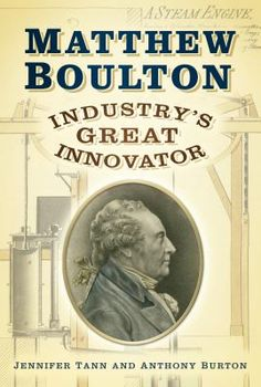 Matthew Boulton, of the famous Boulton & Watt steam engine partnership, was an 18th century designer and inventor.  Before Partnering James Watt he was a successful industrialist manufacturing a range of silver plated goods and had a business network throughout Europe. This book is the first full-length biography of Matthew Boulton since 1937, and is the culmination of twenty years' original research and brings to life one of the most colourful characters of the Industrial Revolution