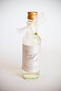Kindly R.S.V.P. Designs' Blog: Wedding Favors :: Wine Bottle Favors :: Wedding Favors Baltimore