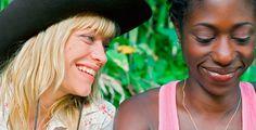 """""""Almost Heaven"""" - Kino-Tipp - Helen (Heike Makatsch) ist seit Jahren ein Fan von zünftiger Country-Musik und träumt vom eigenen Auftritt."""