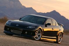 2004 Mazda RX-8 6-speed