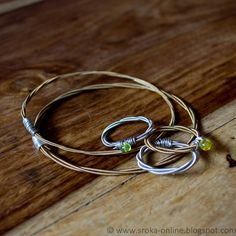 Music recycled! from Sroka - Handmade jewellery