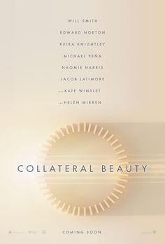 First 'Collateral Beauty' Poster