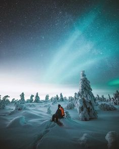 Northern Lights Finland Source by Fantasy Landscape, Winter Landscape, Outdoor Photography, Travel Photography, Photography Tips, Digital Photography, Nature Photography, Best Travel Instagrams, Northern Lights Finland