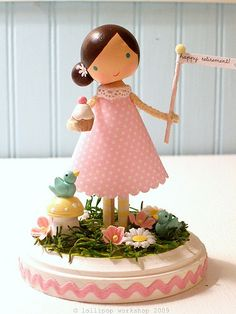 retirement cake topper | Flickr - Photo Sharing!