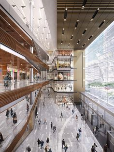 Gallery of Hudson Yards' Retail and Restaurant Spaces Unveiled in New Renderings - 9