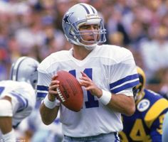 Danny White - P & later QB