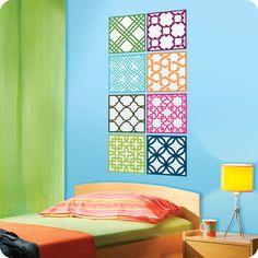 Adhesive Wall Decor