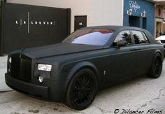 Rolls Royce ghost.