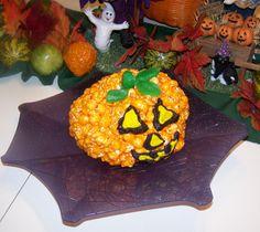 Fruity Popcorn Pumpkin