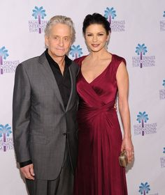 Pin for Later: Relive Nearly 20 Years of Catherine Zeta-Jones and Michael Douglas's Love in the Spotlight January 2011