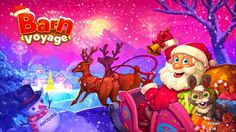 Barn Voyage - LEVEL 22 - iPad / iPhone / Android - SUBSCRIBE