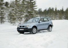 BMW X3 my new car