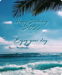 Happy Birthday Boss   Top 50 Birthday Wishes For Boss Happy Birthday Boss Quotes, Birthday Wishes For Boss, Sweet Birthday Messages, Belated Birthday Wishes, 50 Birthday, Happy 50th Birthday, Happy Biryhday, Boss Top, Wishes For Friends