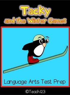 Tacky and the Winter Games - Test Prep FREEBIE #Teach123