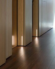 Lobby Interior, Interior Lighting, Home Interior Design, Lighting Design, Interior Architecture, Hotel Lobby Design, Blitz Design, Corridor Lighting, Wall Lighting