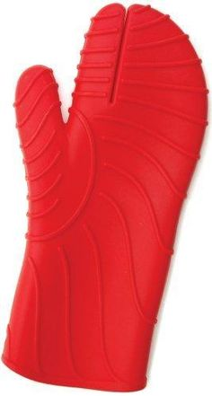 Protect your hands with some silicone heat resistant gloves!