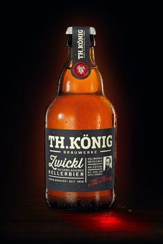 Th. Koenig Specialty Beer on Packaging of the World - Creative Package Design…