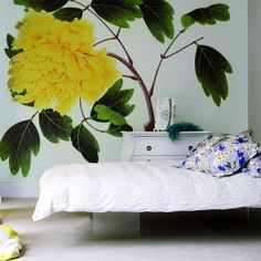 Floral prints: 8 seriously funky decorating ideas