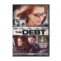 "The Debt, Holocaust film starring Helen Mirren.  In 1966 three Mosad agents come together to capture ""The Surgeon of Birkenau,"" an escaped Nazi war criminal."