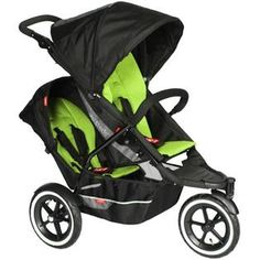 Double jogging stroller!