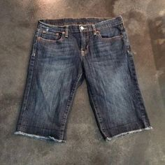 Lucky Brand Pants - Lucky Brand Sweet N Low Bermuda denim shorts