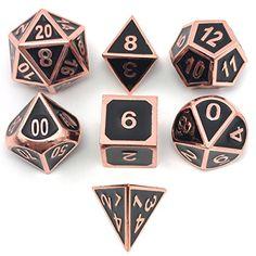 Set of Solid Metal Dice – Shiny Copper with Black Enamel ... https://www.amazon.com/dp/B074DKF9MJ/ref=cm_sw_r_pi_dp_x_z-o5zbDFS1GQ0