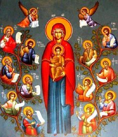Κοίμηση Θεοτόκου: Η Παναγία δίνει χαρά δίχως να γελά, κηρύττει δίχως λόγια Prayer For Family, Religious Pictures, Byzantine Icons, Orthodox Christianity, Orthodox Icons, I Icon, Mother Mary, Virgin Mary, Holidays And Events