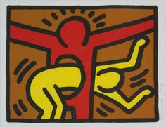 Keith Haring - Popshop IV