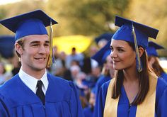 Dawson's Creek (Capeside High School, Class of Dawson Wade Leery and Joey Potter, Graduate Photo Dawsons Creek Pacey, Billy Madison, Kevin Williamson, Pacey Witter, Joey Potter, Old And Teen, American Teen, Michelle Williams, Famous Stars