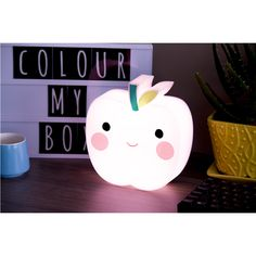 Led Night Lights 3d Rainbow Modelling Led Night Light Decorative Bedroom Lamp Battery Operated Great Value Utmost In Convenience