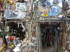Free Fun in Austin: Cathedral of Junk Revisited